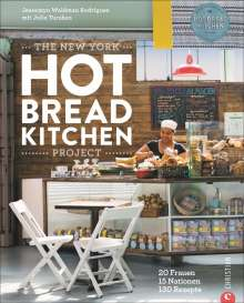 Jessamyn Waldmann Rodriguez: The New York Hot Bread Kitchen Project, Buch