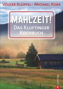 Volker Klüpfel: Mahlzeit!, Buch