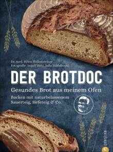Björn Hollensteiner: Der Brotdoc, Buch