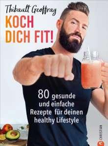 Thibault Geoffray: Koch dich fit!, Buch