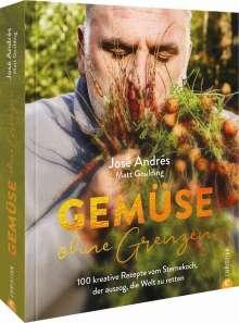 José Andrés: Gemüse ohne Grenzen, Buch