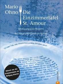 Mario Ohno: Die Einzimmertafel St. Amour, Buch