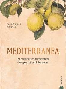 Nadia Zerouali: Mediterranea, Buch