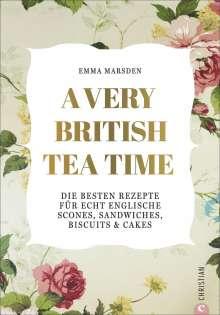Emma Marsden: A Very British Tea Time, Buch