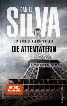 Daniel Silva: Die Attentäterin, Buch