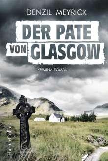 Denzil Meyrick: Der Pate von Glasgow, Buch