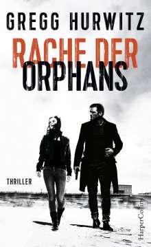Gregg Hurwitz: Rache der Orphans, Buch