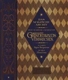 Signe Bergstrom: Das magische Archiv (Der filmische Zauber von Phantastische Tierwesen: Grindelwalds Verbrechen), Buch