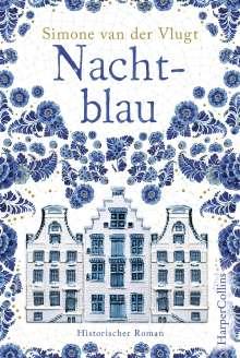 Simone Van Der Vlugt: Nachtblau, Buch