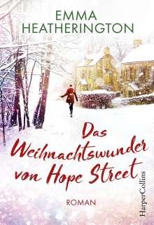 Emma Heatherington: Das Weihnachtswunder von Hope Street, Buch