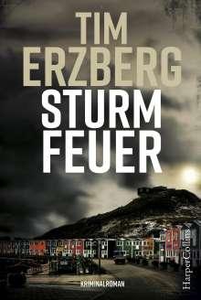 Tim Erzberg: Sturmfeuer, Buch