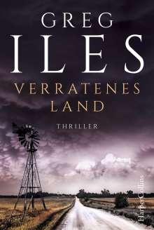 Greg Iles: Verratenes Land, Buch