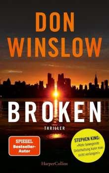 Don Winslow: Broken - Ein Roman in fünf Geschichten, Buch