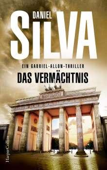 Daniel Silva: Das Vermächtnis, Buch