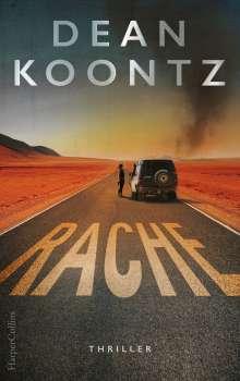 Dean Koontz: Rache, Buch