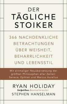 Ryan Holiday: Der tägliche Stoiker, Buch