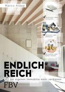 Marco Aldag: Endlich reich, Buch