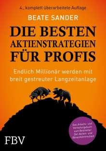 Beate Sander: Die besten Aktienstrategien für Profis, Buch