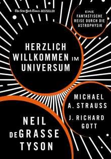 Neil Degrasse Tyson: Herzlich willkommen im Universum, Buch