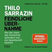 Thilo Sarrazin: Feindliche Übernahme, CD