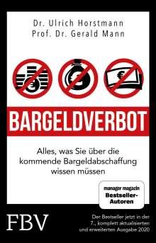 Ulrich Horstmann: Bargeldverbot, Buch