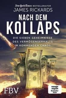 James Rickards: Nach dem Kollaps, Buch