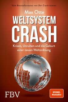 Max Otte: Weltsystemcrash, Buch