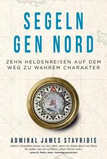 James Stavridis: Segeln gen Nord, Buch