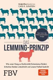 Cass R. Sunstein: Das Lemming-Prinzip, Buch