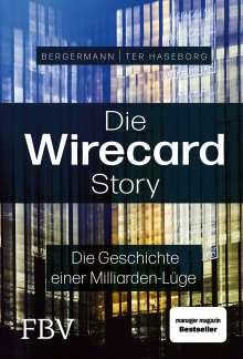 Volker ter Haseborg: Die Wirecard-Story, Buch