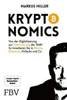 Markus Miller: Kryptonomics, Buch