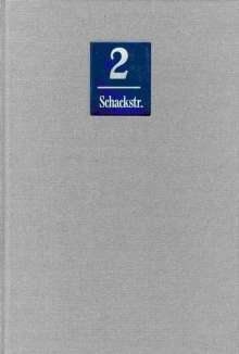 Lothar Altmann: München Schackstraße 2, Buch