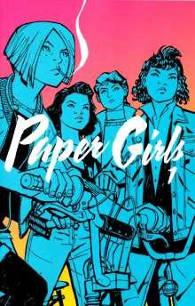 Brian K. Vaughan: Paper Girls 1, Buch