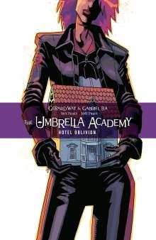 Gerard Way: The Umbrella Academy 3, Buch