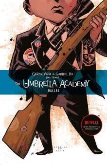 Gerard Way: The Umbrella Academy 2 - Neue Edition, Buch