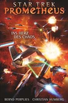 Bernd Perplies: Star Trek - Prometheus 3, Buch