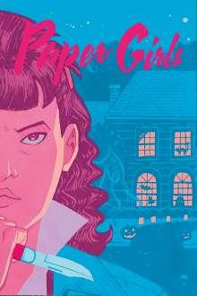 Brian K. Vaughan: Paper Girls 6, Buch