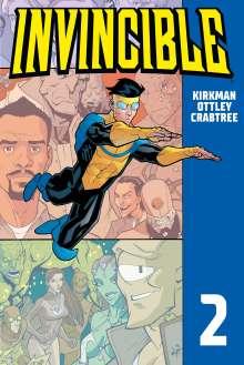 Robert Kirkman: Invincible 2, Buch