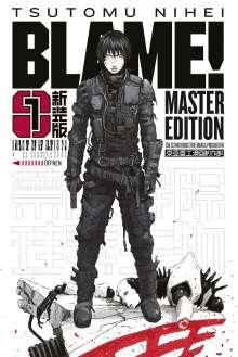 Tsutomu Nihei: BLAME! Master Edition 1, Buch