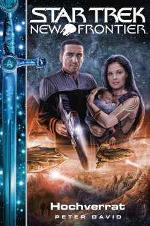 Peter David: Star Trek - New Frontier 16, Buch