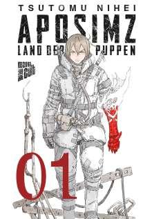 Tsutomu Nihei: Aposimz - Land der Puppen 1, Buch