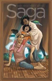 Brian K. Vaughan: Saga 9, Buch