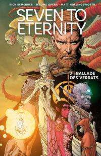 Rick Remender: Seven to Eternity 2, Buch