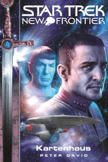 Peter David: Star Trek New Frontier 1, Buch