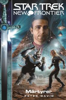 Peter David: Star Trek New Frontier 3, Buch