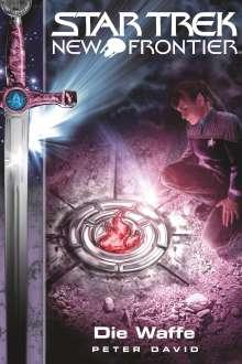 Peter David: Star Trek New Frontier 4, Buch