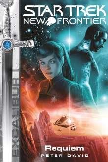 Peter David: Star Trek New Frontier 7, Buch
