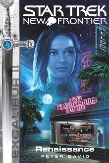 Peter David: Star Trek New Frontier 8, Buch