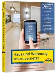 Christian Immler: Netzwerk Haus und Wohnung smart vernetzen, Buch