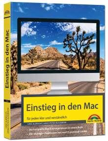 Hans-Peter Kusserow: Einstieg in den Mac - aktuell zu macOS, Buch